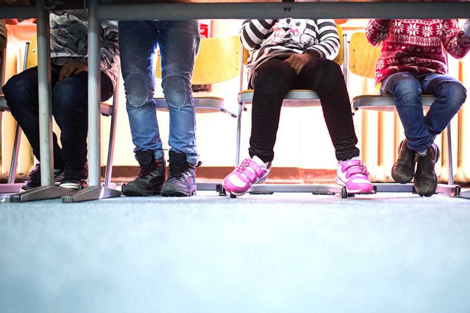 Die Zahl der Kinder, die auf Hartz-IV-Leistungen angewiesen sind, steigt.