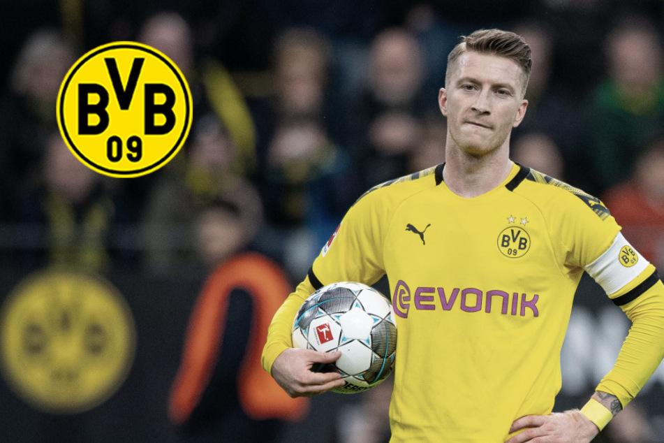 BVB weiter ohne Marco Reus: Kapitän mit weiterem Rückschlag