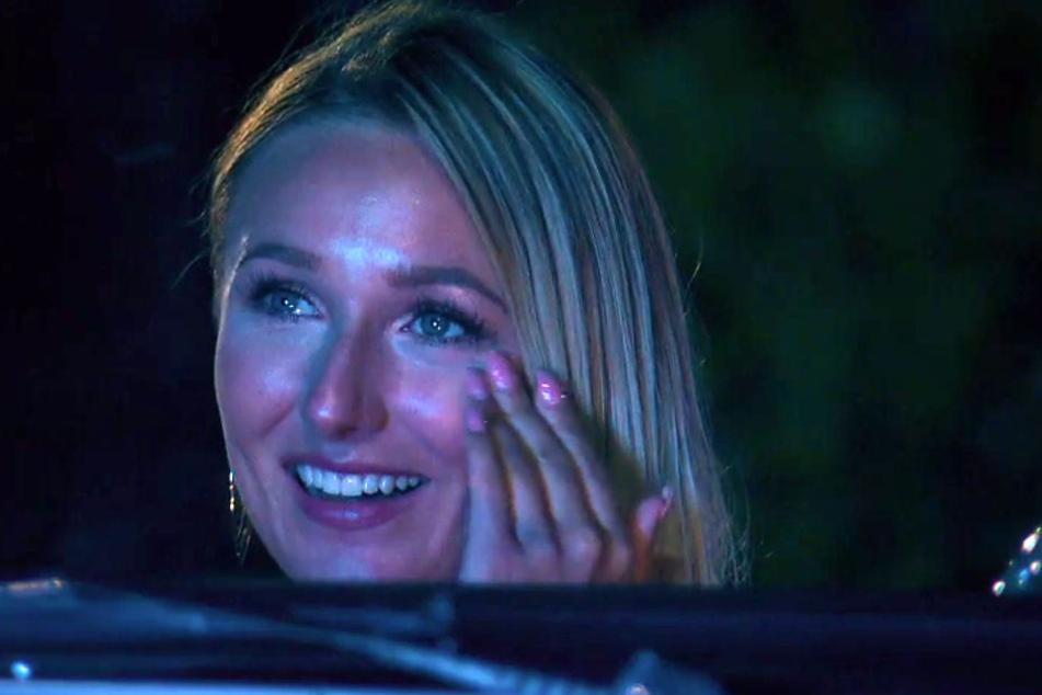 Jessica konnte ihre Tränen nicht mehr zurückhalten. Daniel hatte eine perfekte Überraschung.