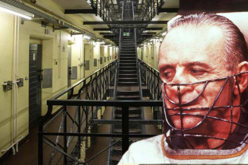 Wie Hannibal Lector! Gefangener treibt Wärterin in den Wahnsinn