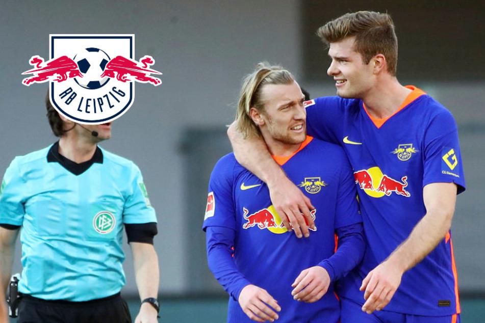 """RB Leipzig mit Super-Lauf, auch dank Sörloth: Erst Fehleinkauf """"und jetzt wird er abgefeiert"""""""
