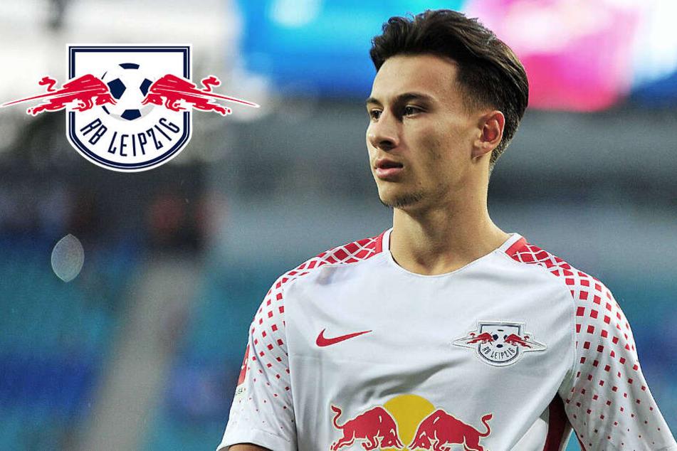 RB Leipzig gibt Sturm-Juwel ab, jetzt ist er bester DFB-Junior