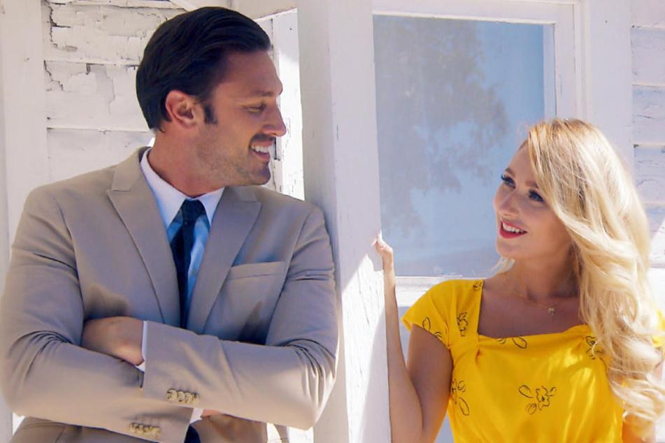 """Beim """"La La Land""""-Shooting kamen sich Daniel und Jessica näher."""