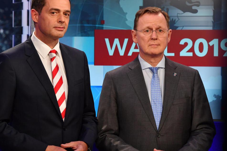 Vor Ramelow-Wahl: Thüringer Verfassung gibt Rätsel auf