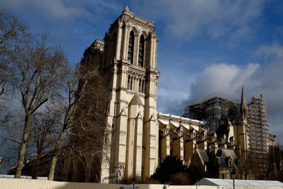 Zum ersten Mal seit über 200 Jahren: Notre-Dame bleibt heute dicht