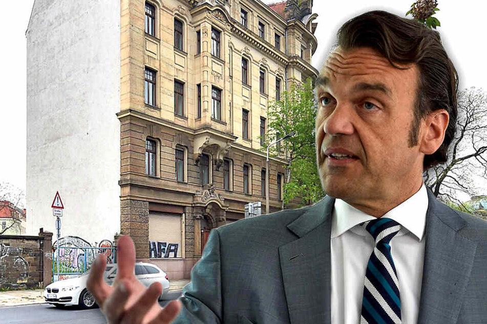 Für 85 Millionen Euro! Neumarkt-Investor baut jetzt auch in der Neustadt