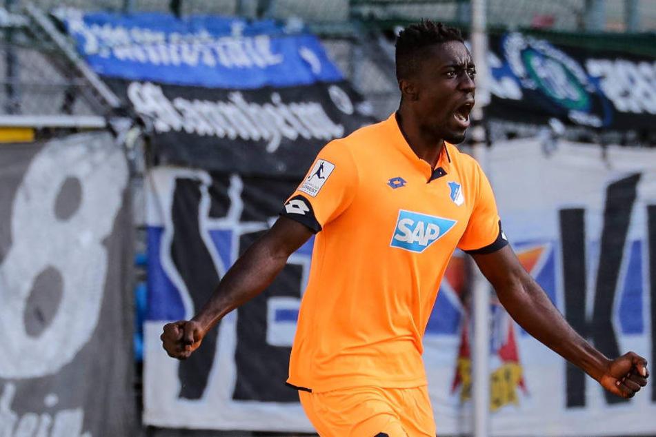 In der Regionalliga traf der 21-jährige Prince Osei Owusu neunmal.