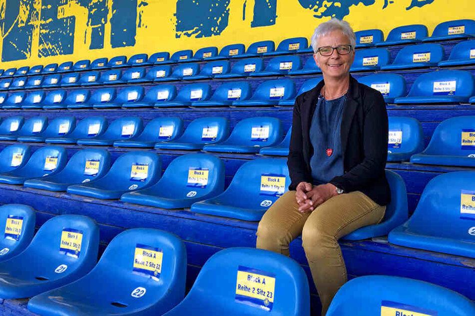 Kathrin Groß leitet seit 10. August die Geschäfte des Vereins.