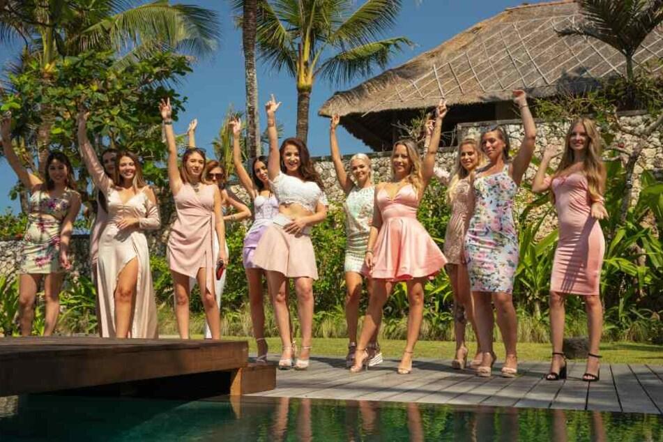 """Das sind die Single-Girls der neuen """"Temptation Island""""-Staffel."""