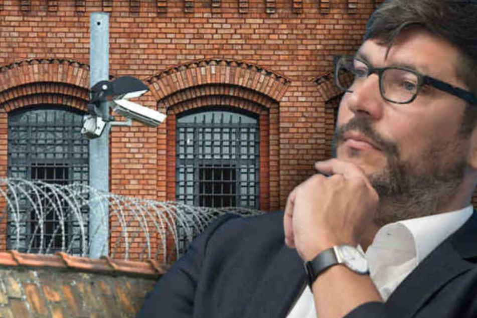 Die Ausbrüche hatten Justizsenator Dirk Behrendt in Erklärungsnot gebracht. (Bildmontage)