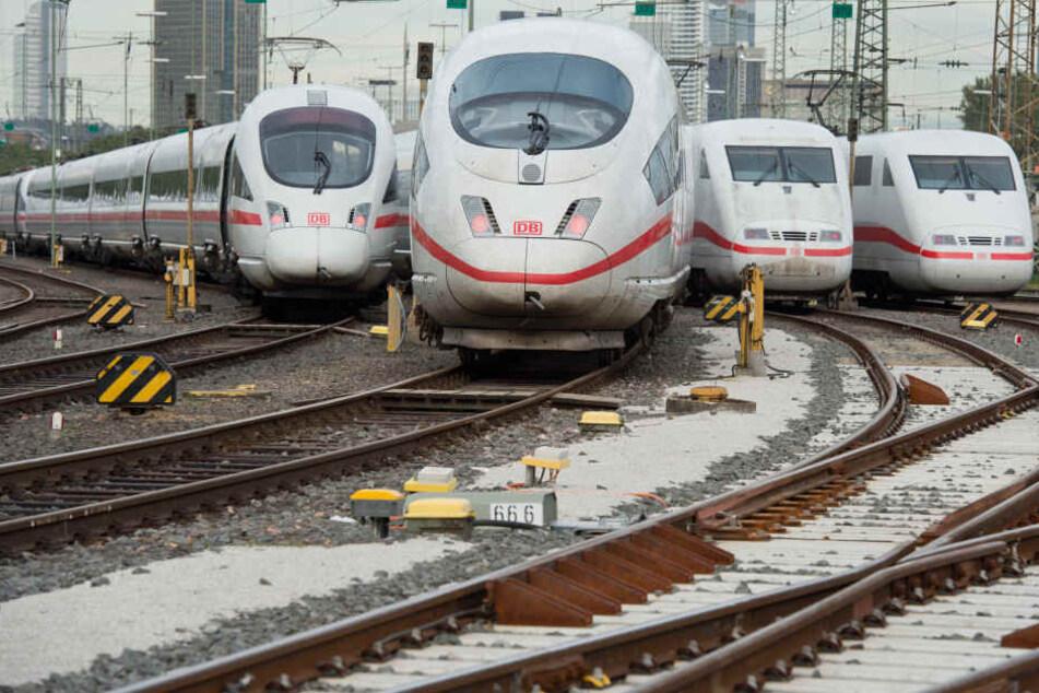 Ab Dezember sollen fast doppelt so viele Züge von Frankfurt nach Berlin fahren.