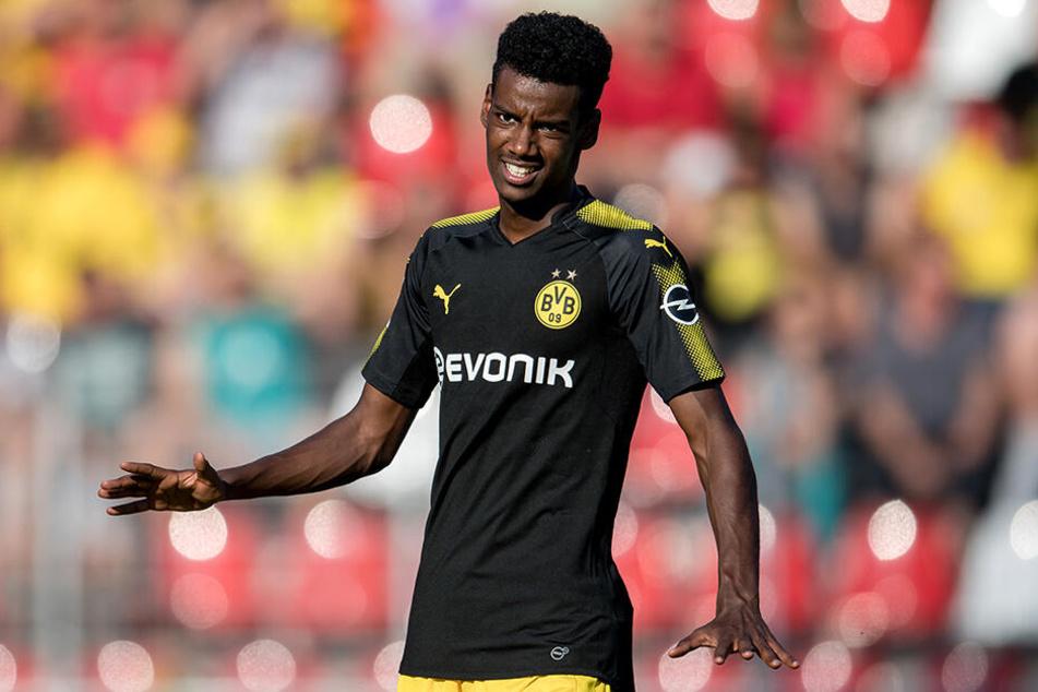 Alexander Isak konnte sich bei Borussia Dortmund im jugendlichen Alter noch nicht durchsetzen. In den Niederlande geht er allerdings richtig ab!
