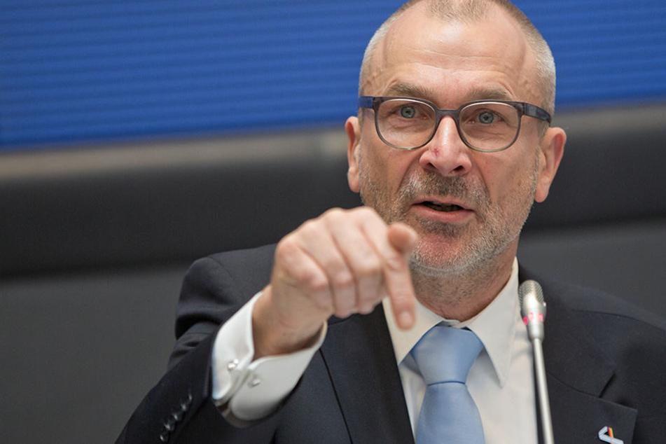 Volker Beck fordert ein Verbot der PFLP in Deutschland.