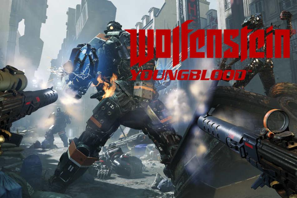"""USK hat entschieden: Neue """"Wolfenstein""""-Spiele erscheinen in Deutschland mit Hakenkreuzen!"""