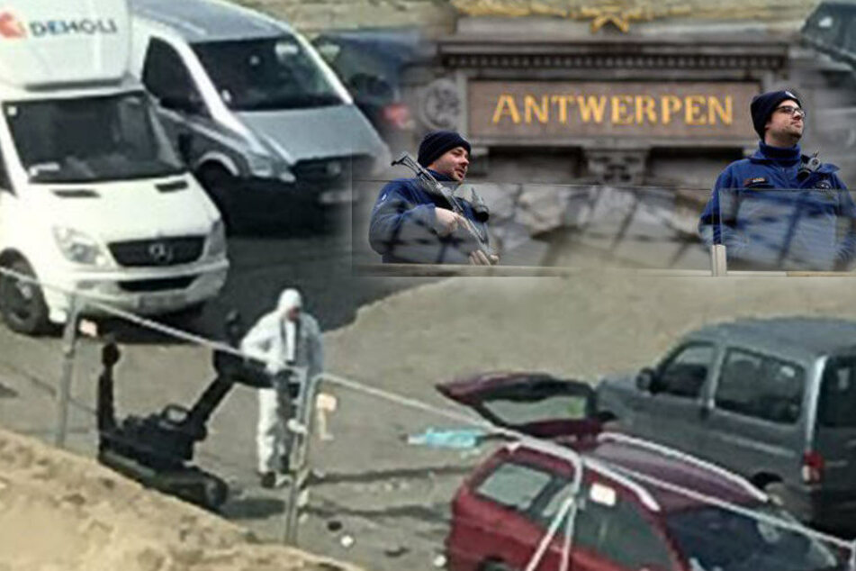 Er raste über Einkaufsviertel: Polizei stoppt möglichen Attentäter