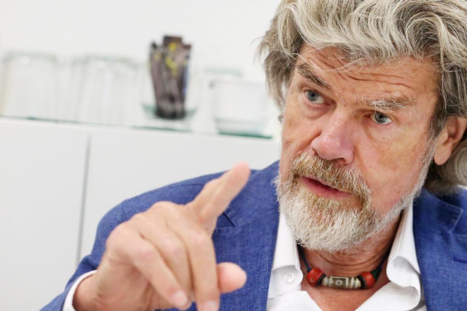"""Corona-Krise und Konsequenzen: Reinhold Messner hat """"wahrlich Schlimmeres"""" bereits erlebt"""