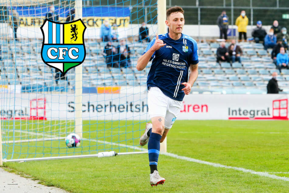 """""""Hier passt einfach alles!"""": Deshalb bleibt Bickel beim Chemnitzer FC"""