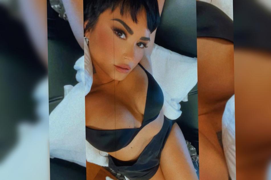 Demi Lovato (28) fühlt sich endlich wieder sexy – und ist darauf verdammt stolz!