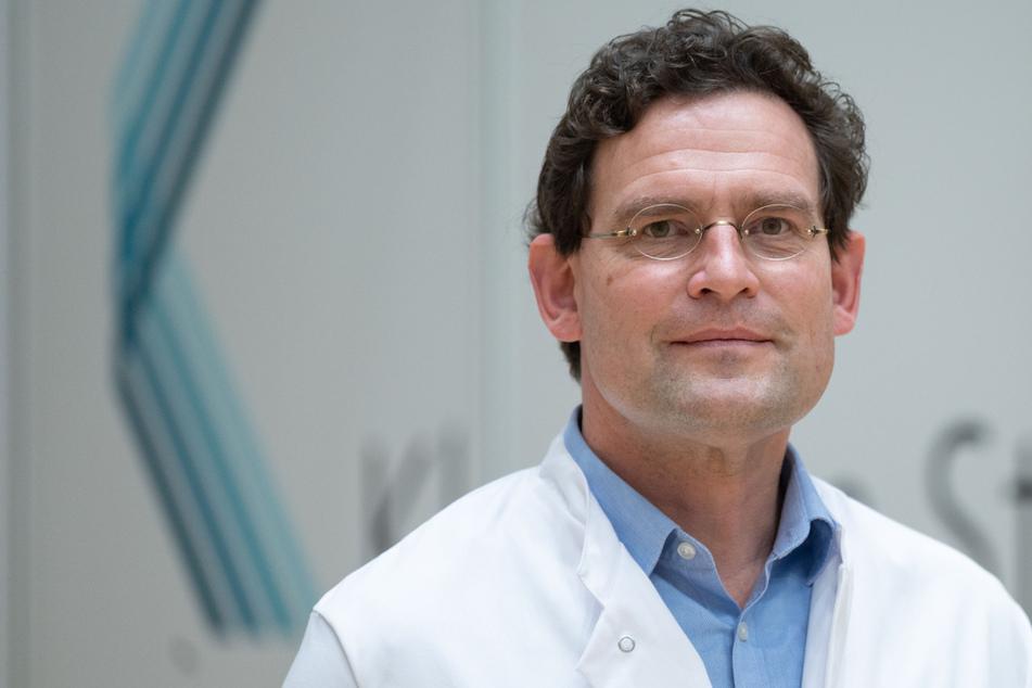 Jan Steffen Jürgensen, Vorstandsvorsitzender des Klinikum Stuttgart, sieht die Krankenhäuser in der Landeshauptstadt in einer vierten Corona-Welle.