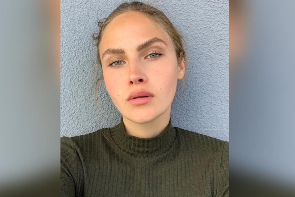 Die 23-Jährige hat keine Lust mehr auf's Modeln.