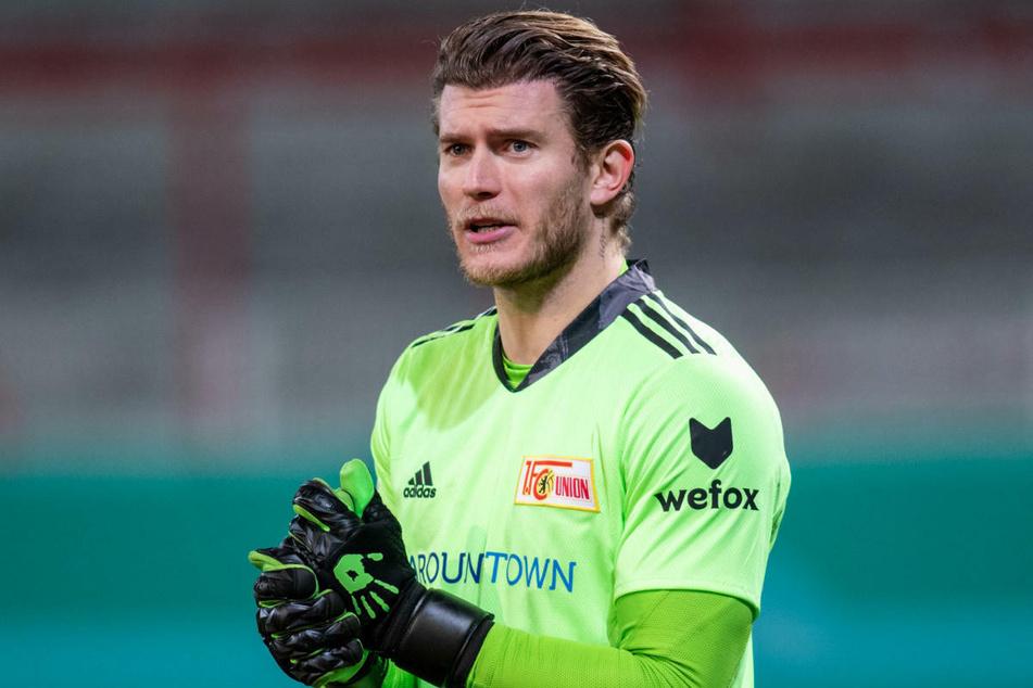 Loris Karius (27) winkt gegen den FC Schalke 04 das Startelf-Debüt für den 1. FC Union Berlin in der Bundesliga.