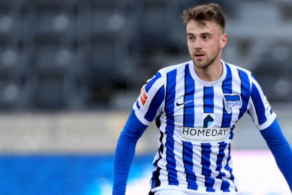 Lukas Klünter (25) gehörte in der vergangenen Saison noch zu den positiven Überraschungen. Der 25-Jährige muss erstmal wohl wieder auf die Bank.