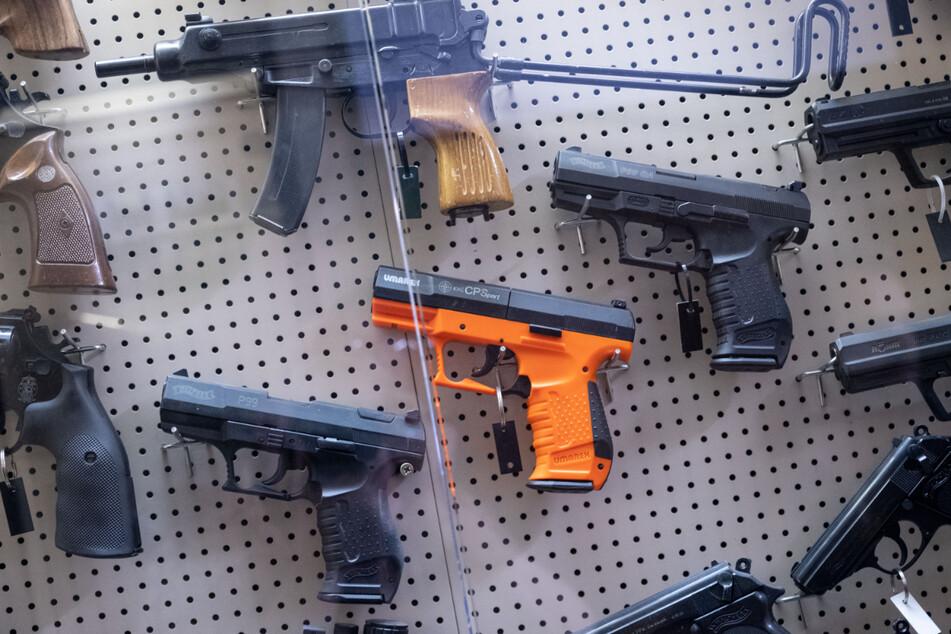 Wurden die Waffen etwa verkauft? (Symbolbild)