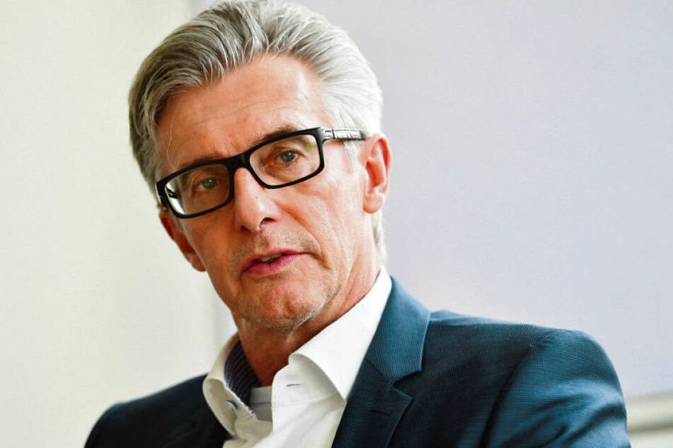 FCP-Vorstand Achim Loecher (57) will die Chemnitzer Firma zum Weltmarktführer machen.