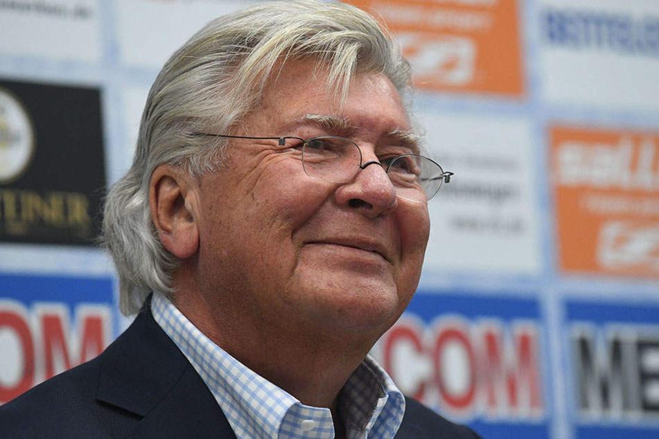 SCP-Boss Wilfried Finke will bis zur letzten Patrone kämpfen, um die Lizenz für die dritte Liga zu erhalten.