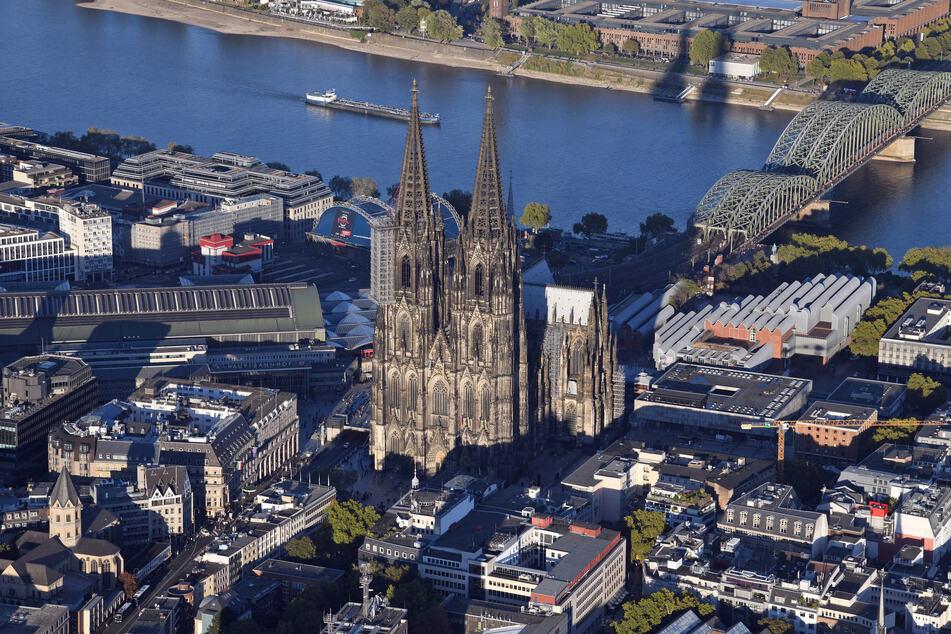In Köln ist es am letzten Tag des Jahres zu einem Stromausfall gekommen. (Symbolbild)
