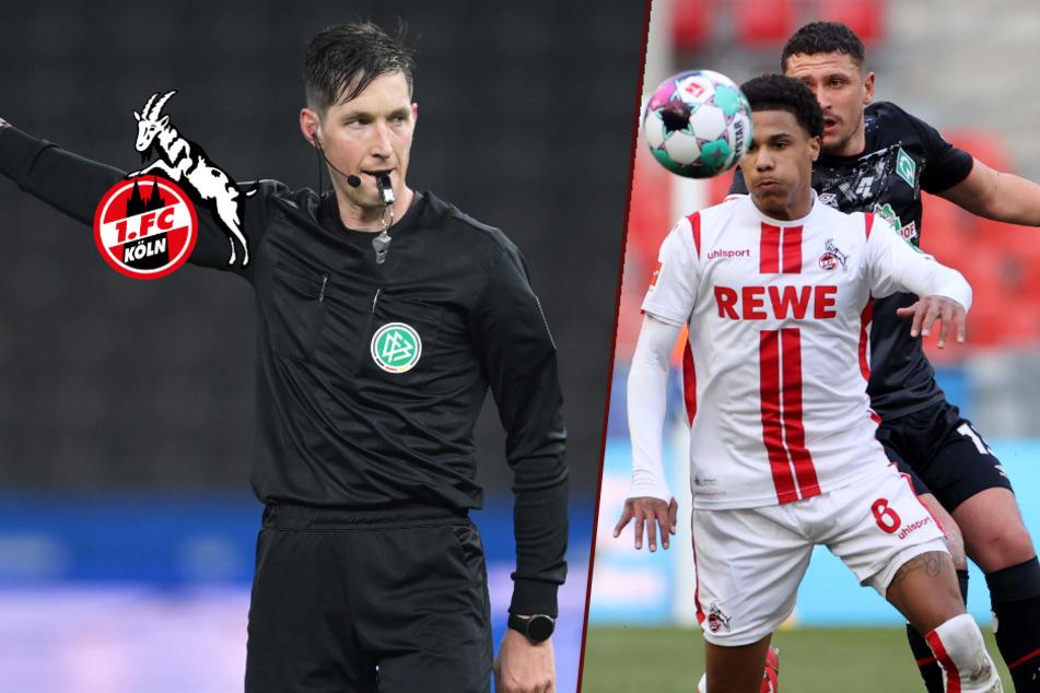 Schiri-Fehler: DFB nimmt Gelbe Karte für Kölns Ismail Jakobs zurück