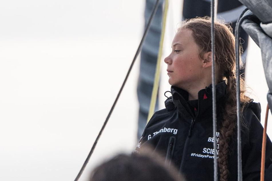Greta Thunberg muss nach zwei Wochen auf See kurz vorm Ziel stoppen