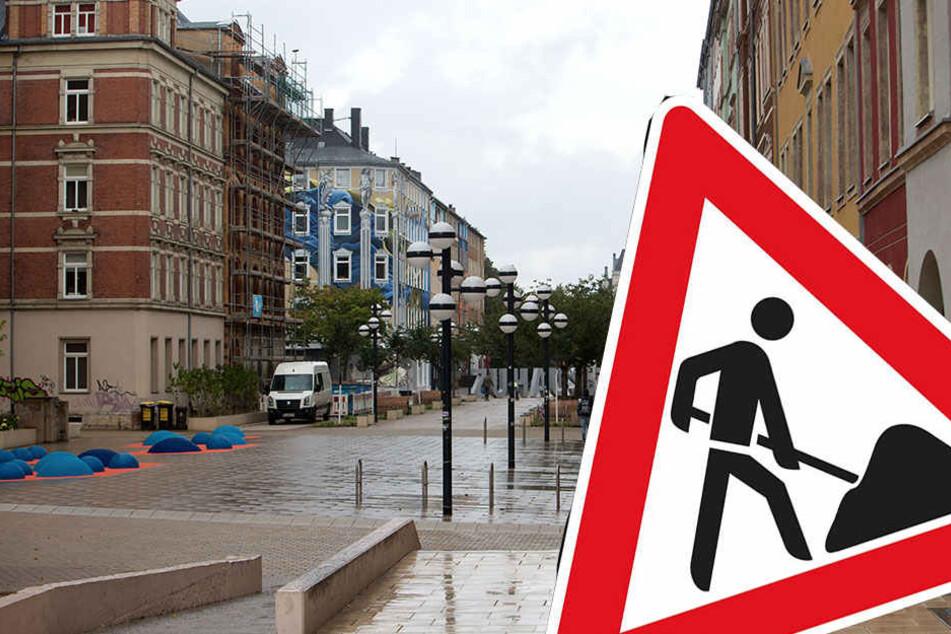 Darum werden so viele Bauprojekte in Chemnitz einfach verschoben