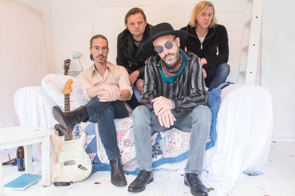 Die Band Selig wird 2018 nicht auf dem Theaterplatz in Chemnitz auftreten.