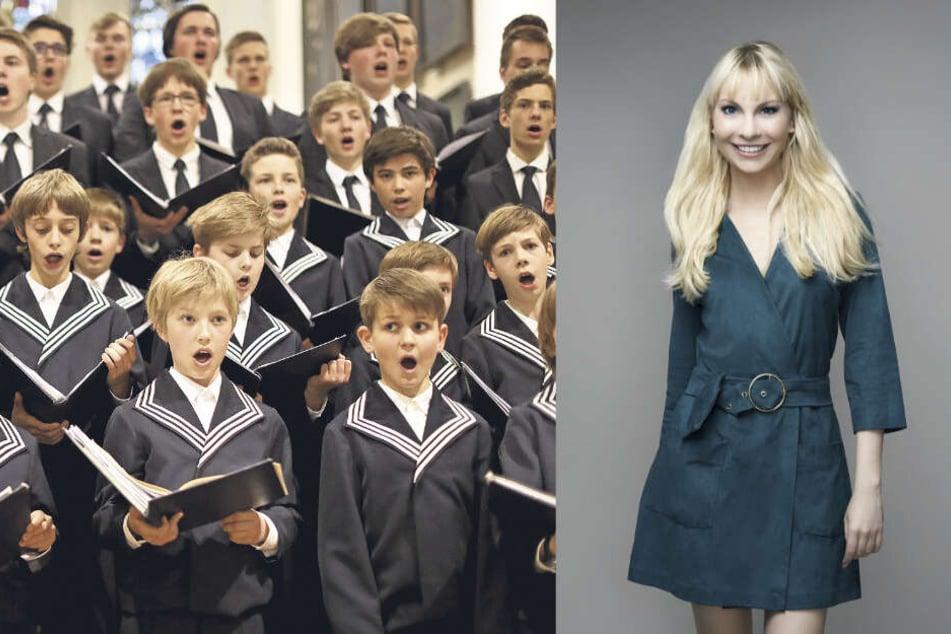 Thomaner rühren Susanne Klehn zu Tränen