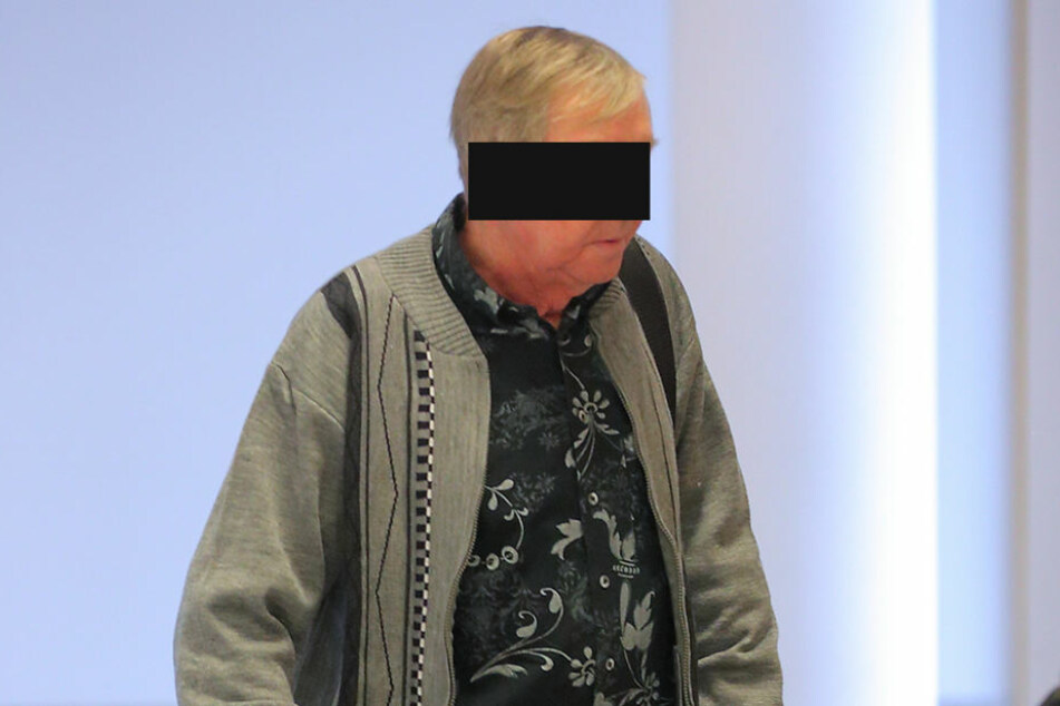 Berndt H. (63) musste vor den Amtsrichter.