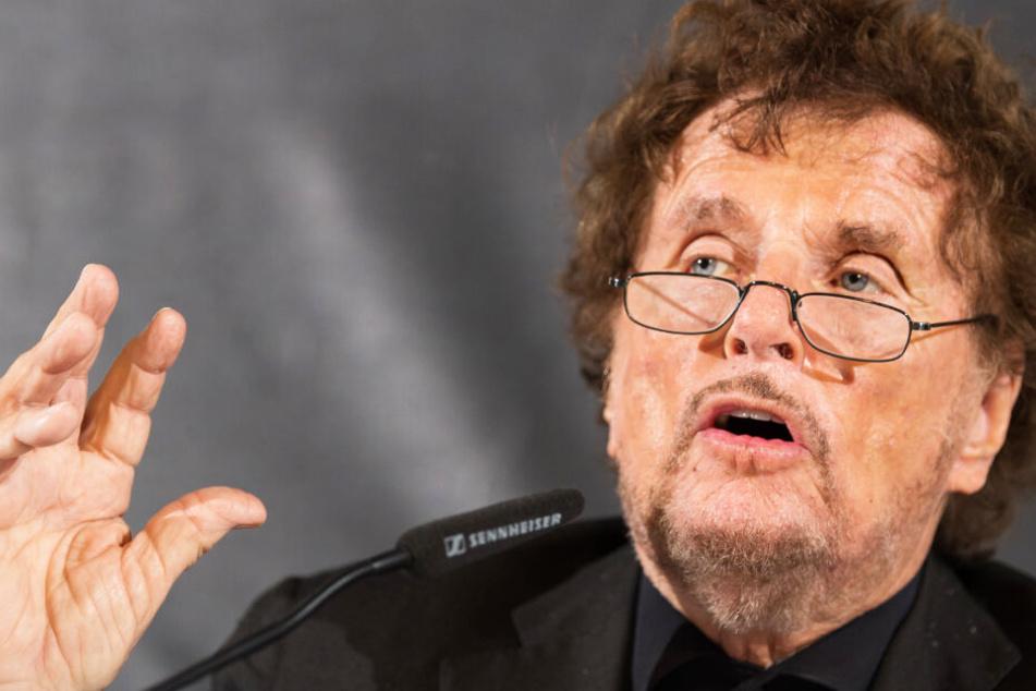 Die Ermittlungen gegen den Regisseur Dieter Wedel werden sich ins neue Jahr ziehen.