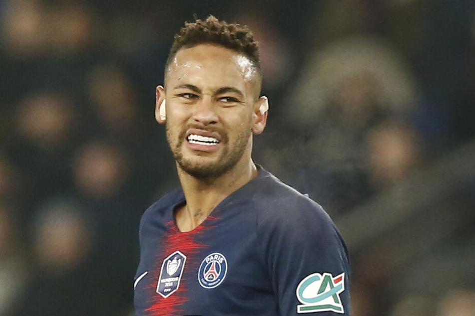 Superstar Neymar (27) soll am 3. August in der Red Bull Arena auflaufen.