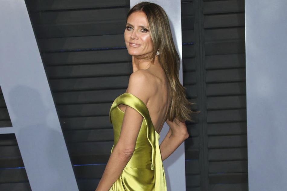 Heidi Klum (44) scheint nun ganz öffentlich zu ihrer neuen Beziehung zu stehen.
