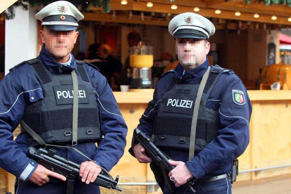 Nach dem Terroranschlag auf den Berliner Weihnachtsmarkt wurde die Polizei-Präsens in Herford verstärkt. Auch an Silvester soll das nicht anders sein.