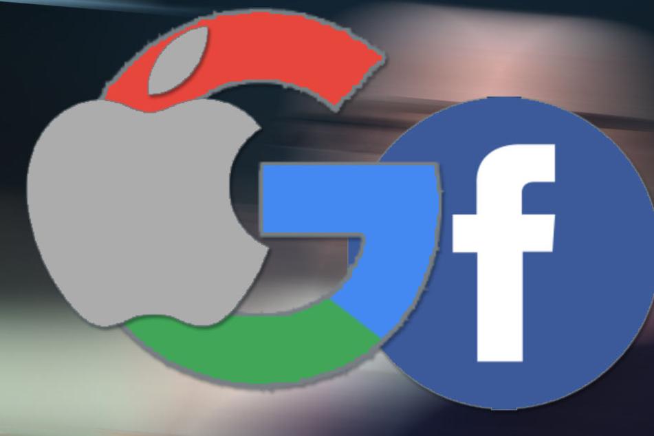 """Bei """"Online Marketing Rockstars """" wurde u. a. vor der Übermacht der Tech-Giganten Google, Facebook und Apple gewarnt und eine Zerschlagung der Konzerne gefordert."""