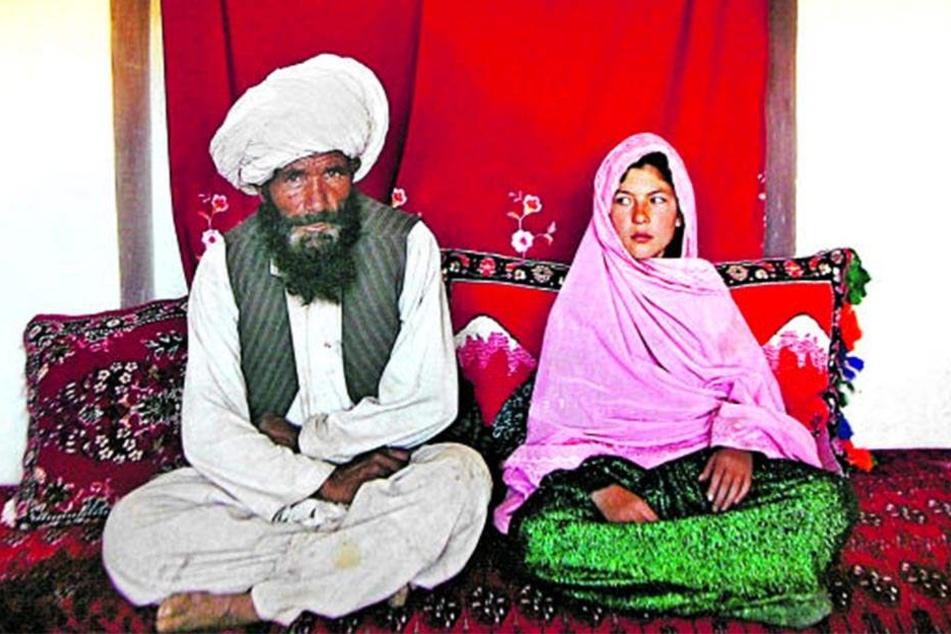 Oft werden die Ehen zwischen minderjährigen Mädchen und deutlich älteren Männern geschlossen.