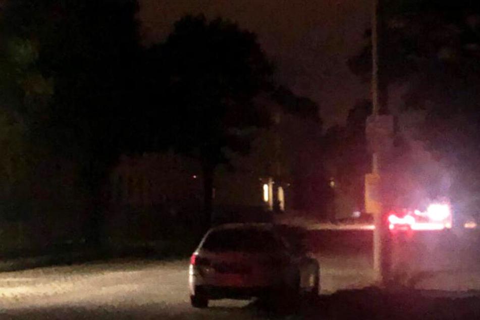 Stromausfall? Dresdner Straßen am Abend plötzlich zappenduster!