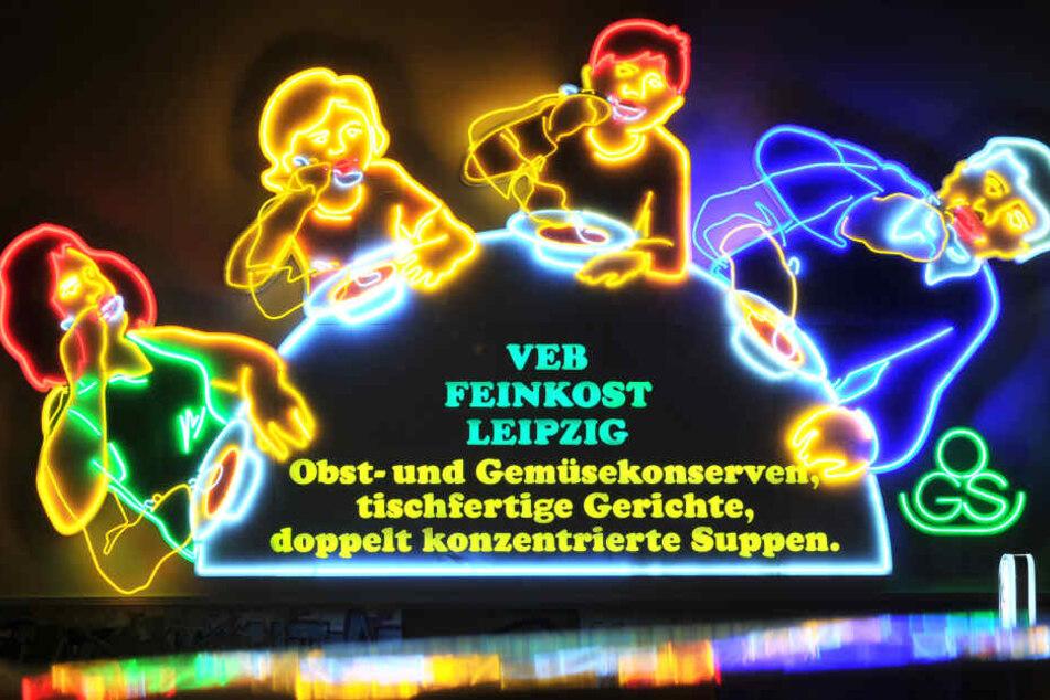 "Bei ""Black Triangle""-Protest: Berühmte Leipziger Löffelfamilie beschädigt"