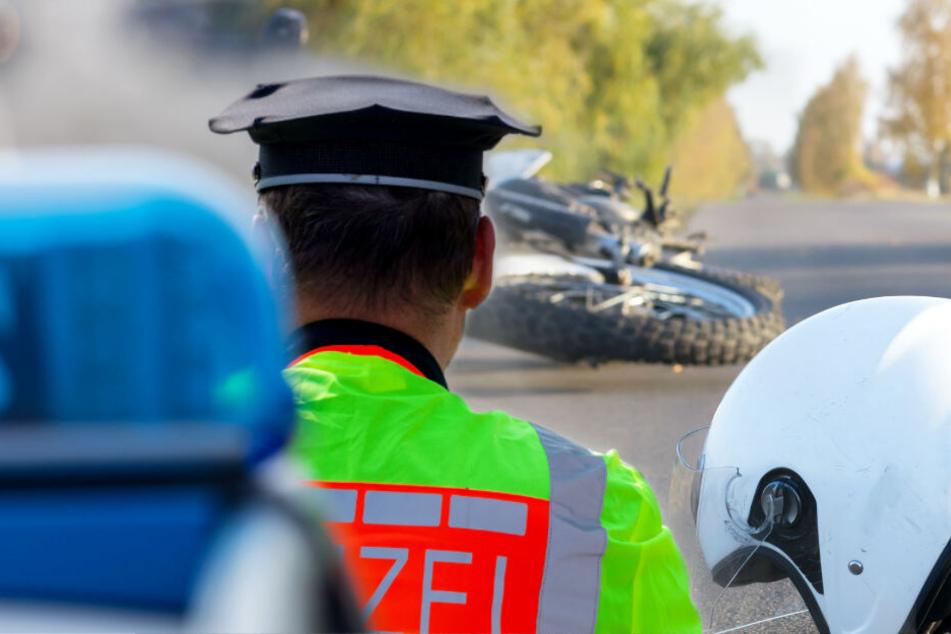 Tödlicher Crash: Motorradfahrer (27) stirbt nach Unfall in Krefeld