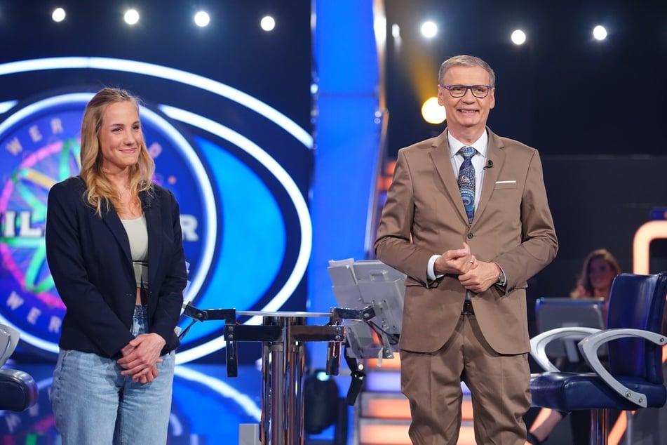 """""""Wer wird Millionär?""""-Kandidatin Olivia Peters entpuppte sich nicht gerade als Zuschauer-Liebling."""