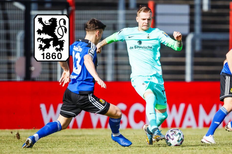 Elfmeter verschossen: 1860 München kassiert Niederlage