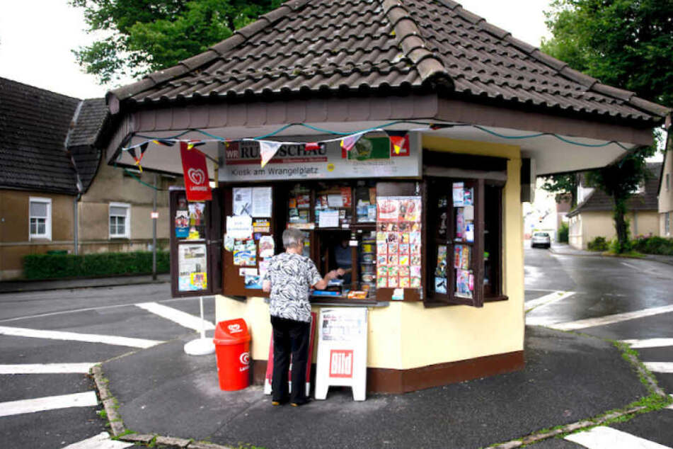 Kioske verschwinden mehr und mehr aus dem Stadtbild in deutschen Städten.