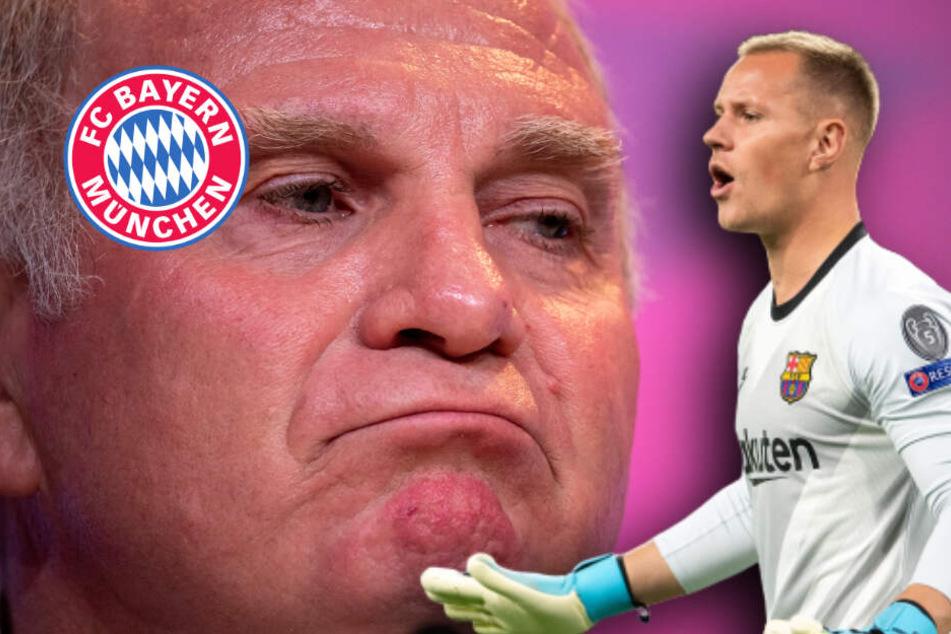Nach Hoeneß Hass-Tirade: Bayern Boss bekräftigt Kritik am DFB und ter Stegen