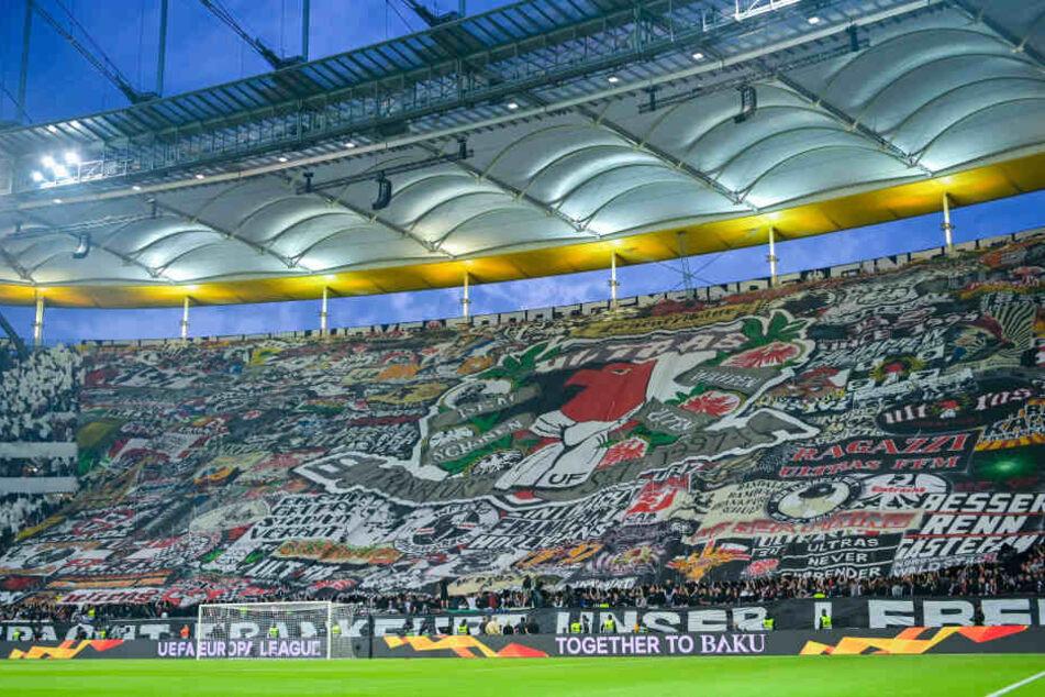 Stetig wachsend: Eintracht Frankfurt hat 75.000 Mitglieder.